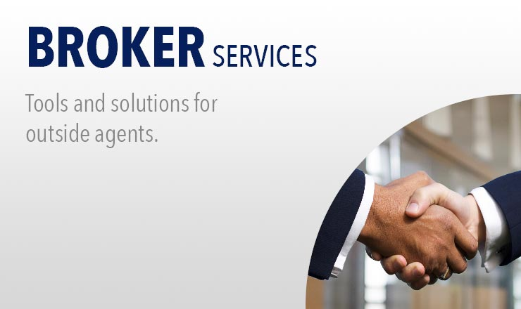 Broker benefit services